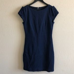 Laundry by shelli segal navy dress